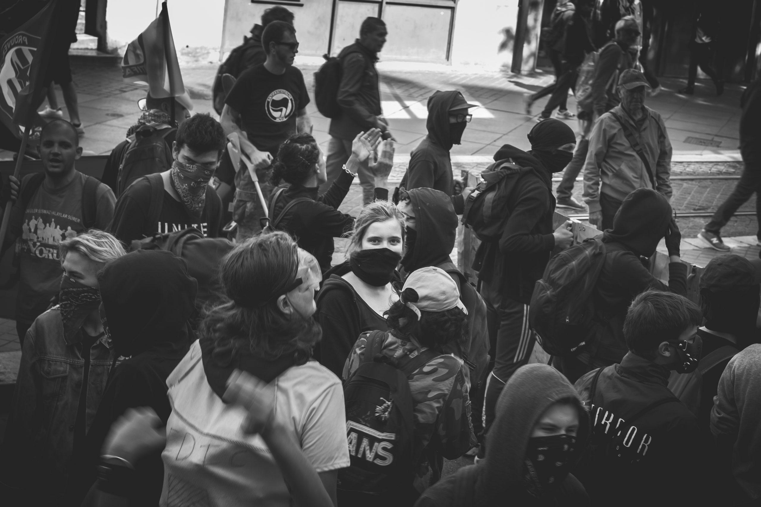 [Photographie de reportage] Manifestation loi travail v2, Marseille