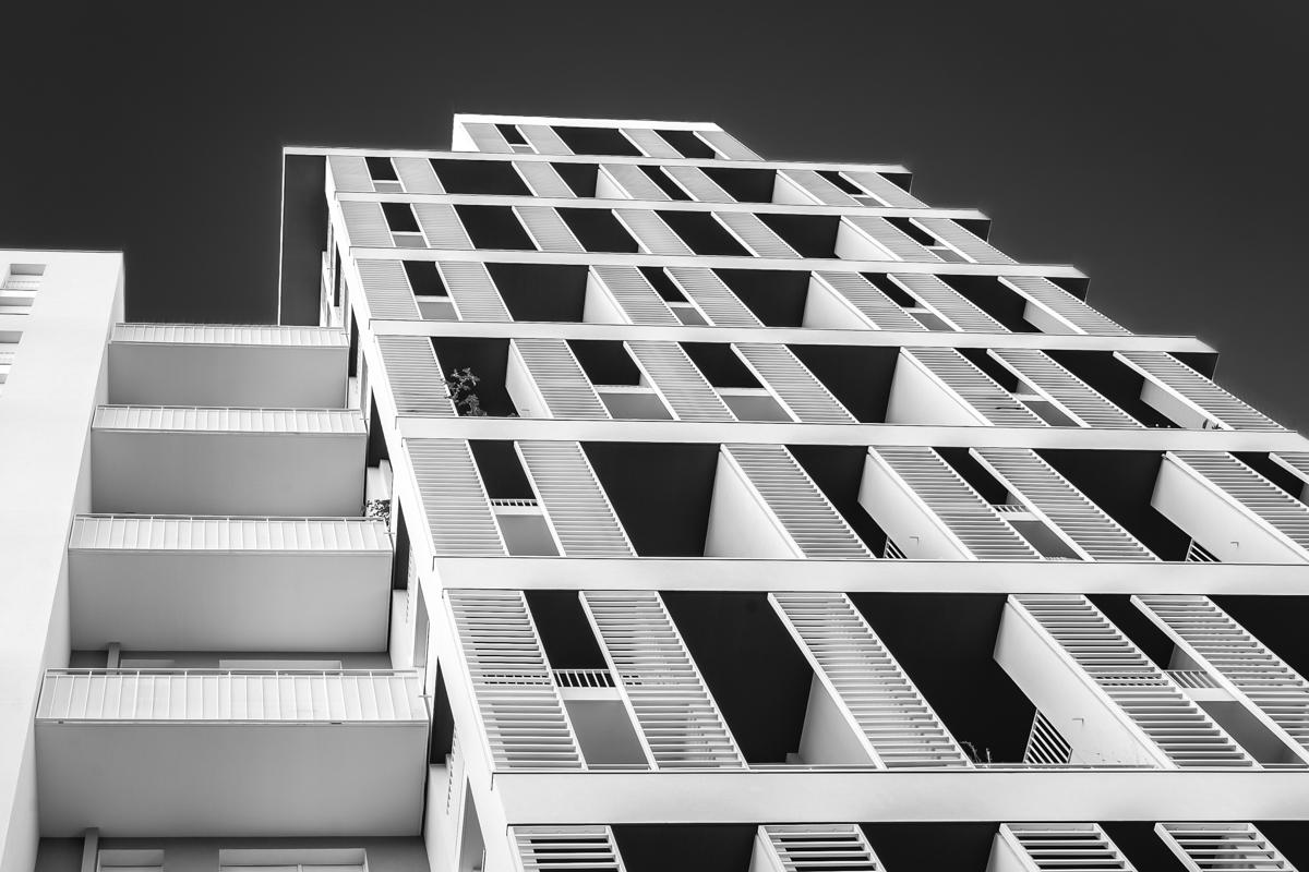[Photographie d'architecture] Ilot 3B