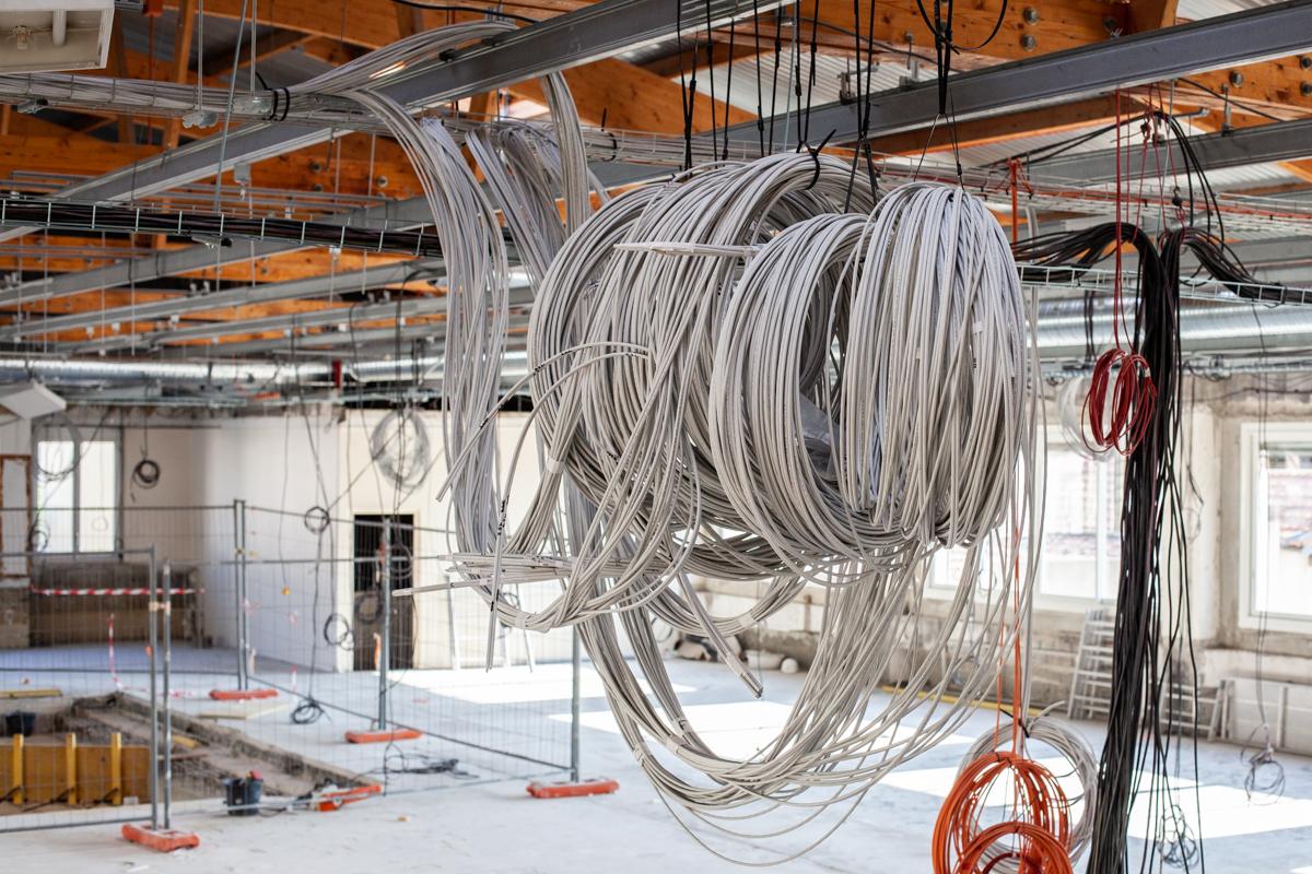 Studio Frédéric Blanc photographe de suivi de chantier Marseille