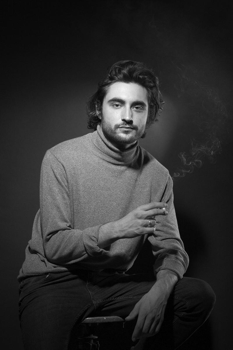 Studio Frédéric Blanc photographe portrait à Marseille