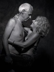 Studio Frédéric Blanc photographe argentique portrait à Marseille